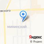 Синий слон на карте Кирова