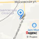 ТОПШИНА на карте Кирова