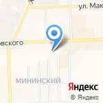 X hair на карте Кирова