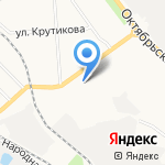 Кировский центр дистанционного образования детей на карте Кирова
