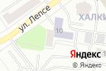 Схема проезда до компании ЛЕПСЕ-УЮТ в Кирове