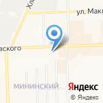Для больших модниц на карте Кирова