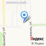 Вятка-Промальп на карте Кирова