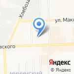 Чистый город на карте Кирова