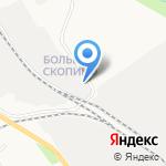 САХ на карте Кирова