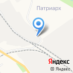Стромит на карте Кирова
