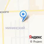 Спецмода на карте Кирова