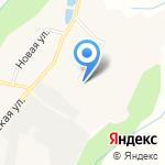 Замок Камелот на карте Кирова
