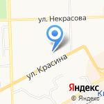 ГаВая на карте Кирова