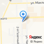 Везёт на карте Кирова