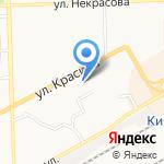 Волна на карте Кирова