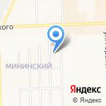 Вятушка на карте Кирова