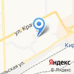 Гармония на карте Кирова