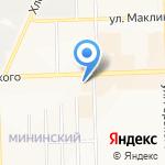Вятка-Роспечать на карте Кирова