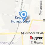 Temsi на карте Кирова