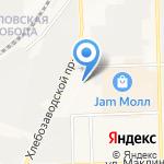 Автопартнер-Центр на карте Кирова
