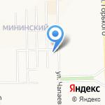 Cleoline на карте Кирова