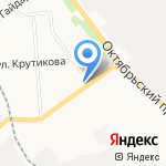 ПаRus на карте Кирова