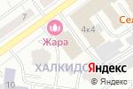 Схема проезда до компании Мармелад в Кирове