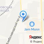 Рослесинфорг на карте Кирова