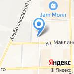 Транзит на карте Кирова