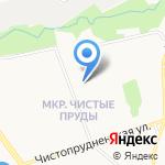 Милена на карте Кирова