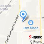 Итальянская фантазия на карте Кирова