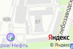 Схема проезда до компании Автомастерская в Кирове
