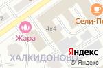 Схема проезда до компании Вятские Жестяные Кустари в Кирове