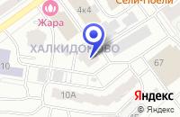 Схема проезда до компании УРАЛ-ЗЕРНО в Кирове