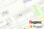 Схема проезда до компании СТРиТ в Кирове