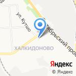 Best на карте Кирова