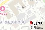 Схема проезда до компании Авто Dragan в Кирове