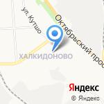 ЧАС ПИК на карте Кирова