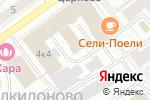 Схема проезда до компании МейТан в Кирове