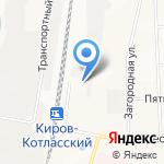 КировСигнал на карте Кирова