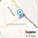 Blad Baher на карте Кирова