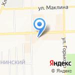 Ивушка на карте Кирова