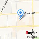 Заточка от Алексея на карте Кирова