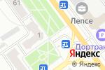 Схема проезда до компании Магазин продуктов в Кирове