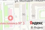 Схема проезда до компании Джига-Дрыга в Кирове