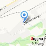Лик на карте Кирова