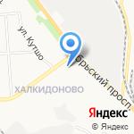 Храм Илии Пророка на карте Кирова