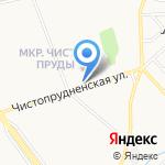 Драйвер на карте Кирова