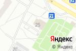 Схема проезда до компании Радужнинское агентство недвижимости в Кирове