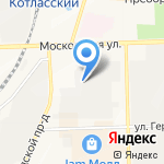 Новые технологии на карте Кирова