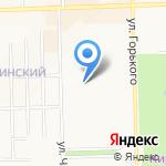 Детский сад №9 на карте Кирова