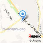 Церковная лавка на карте Кирова