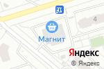 Схема проезда до компании СОВА в Кирове