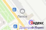 Схема проезда до компании Мастер натяжных потолков №1 в Кирове